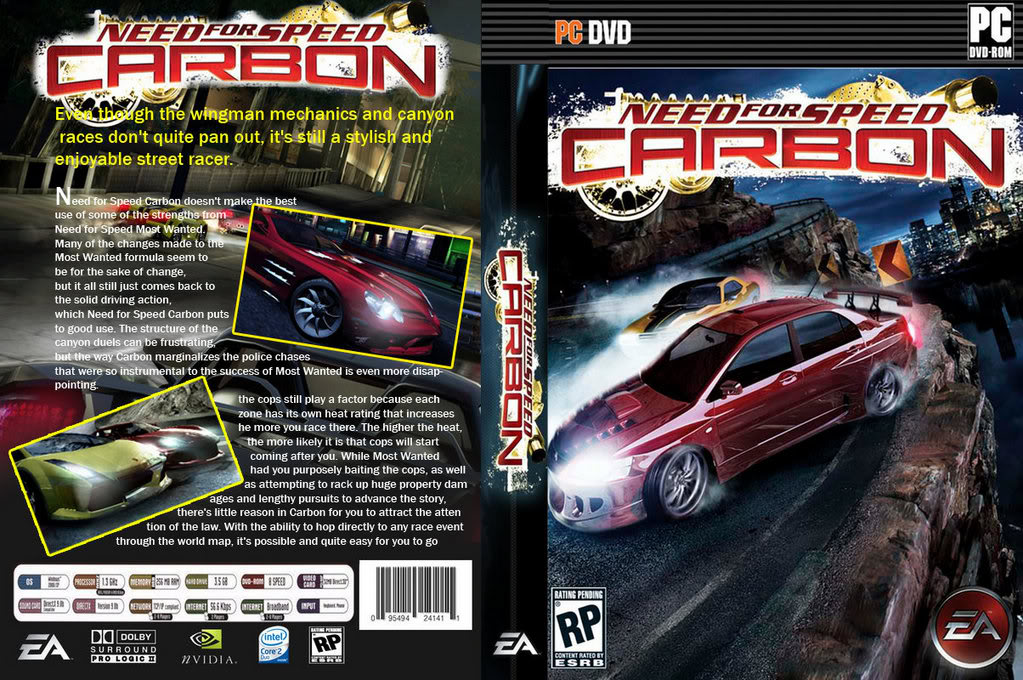 Nfs carbon crack 1 3, Download.torrent - Need For Speed Carbon - PC. . N..